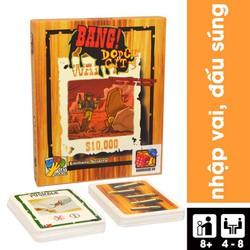 Trò Chơi Board Game Bang Bản Mở Rộng Việt Hoá: Dodge City