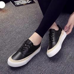 Giày bata nữ đế 3f siêu đẹp