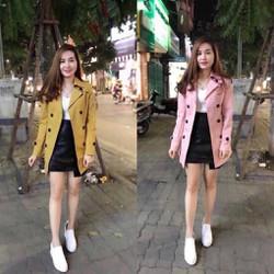 áo khoác nữ phong cách trẻ trung hot
