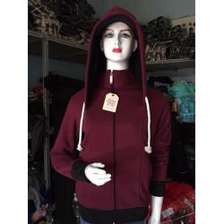 Áo khoác nỉ nữ, áo khoác nữ giá rẻ, chuyên sỉ