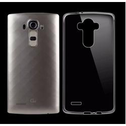 Bộ Ốp lưng silicon cho LG G4 Tặng Kính cường lực 2.5D