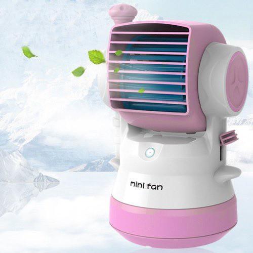 Quạt Phun Sương Mini Cầm Tay -9865011567 6
