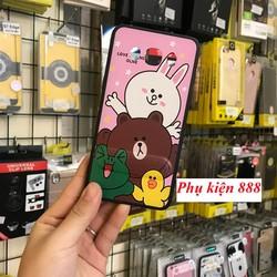 Ốp lưng cứng Samsung Galaxy J5 2016 gấu và thỏ Cony có chống lưng