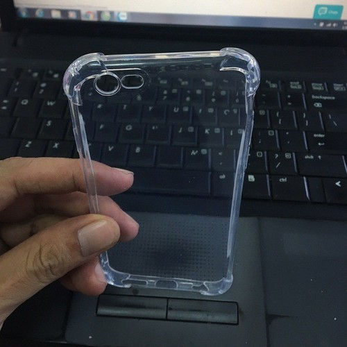 Ốp lưng dẻo trong suốt chống sốc 4 góc Iphone 6 Plus - 4997781 , 9139514 , 15_9139514 , 80000 , Op-lung-deo-trong-suot-chong-soc-4-goc-Iphone-6-Plus-15_9139514 , sendo.vn , Ốp lưng dẻo trong suốt chống sốc 4 góc Iphone 6 Plus