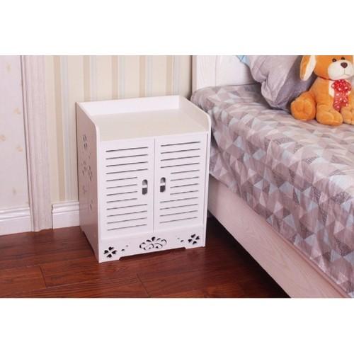 kệ gỗ để đồ đầu giường - 4282042 , 10468574 , 15_10468574 , 280000 , ke-go-de-do-dau-giuong-15_10468574 , sendo.vn , kệ gỗ để đồ đầu giường