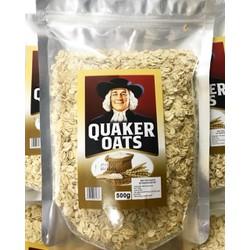 Yến Mạch Mỹ Quaker Oats 500g
