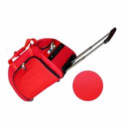 Vali túi kéo du lịch Pierre màu đỏ