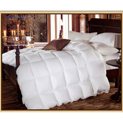 Worldmart ga giường tấm lót làm mềm nệm cotton cao cấp dày 7cm 200 x 230cm