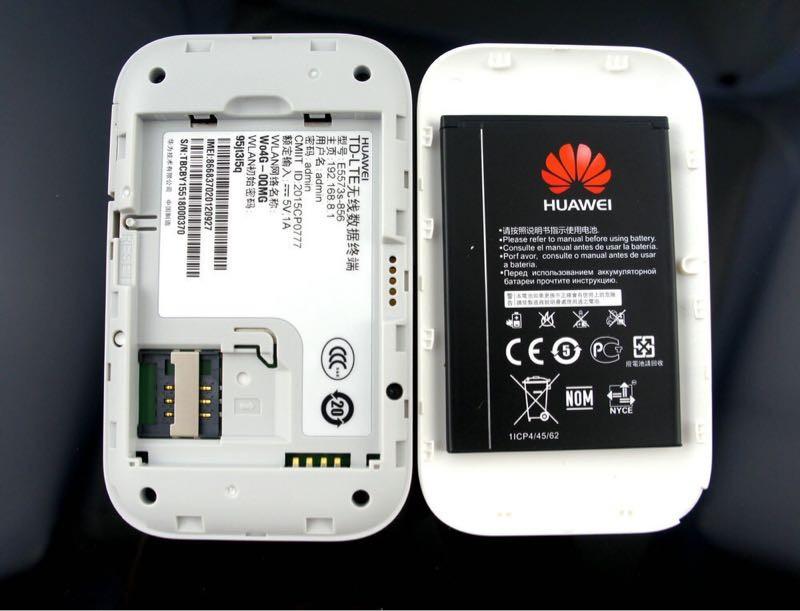 Bộ Phát WiFi Di Động Huawei E5573 Airtel 6