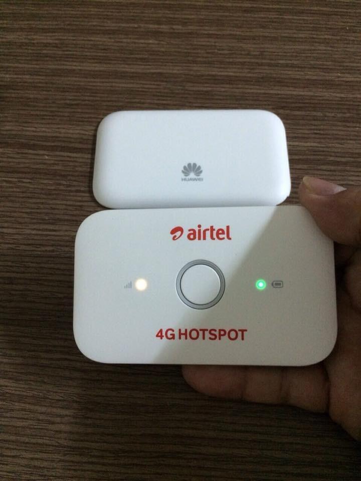 Bộ Phát WiFi Di Động Huawei E5573 Airtel 5