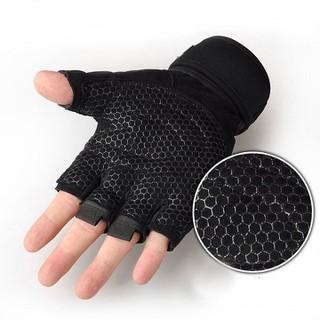 Găng tay tập tạ - GTX03 - Hỗ trợ cổ tay thumbnail