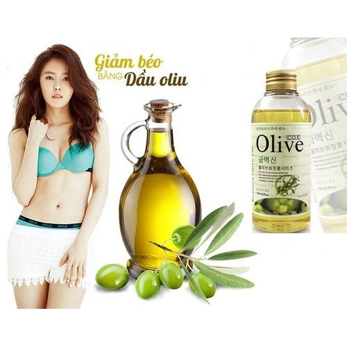 Combo 2 chai dầu massage Olive 170ml