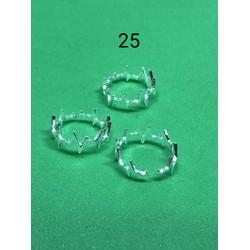 Bộ sưu tập nhẫn đồng giá 250k có bảo hành chọn đời vì là đồ thật