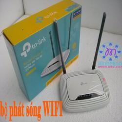 bộ phát sóng Wifi TPLink  TL-WR841N | Bộ phát sóng 2 râu