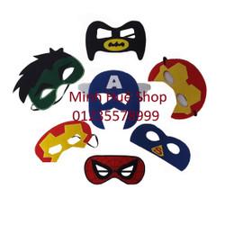 Mặt nạ các nhân vật siêu anh hùng