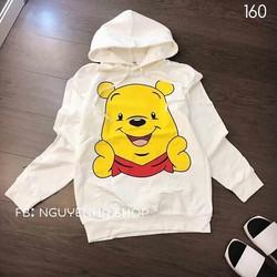 Áo hoodie gấu Boo CUTE