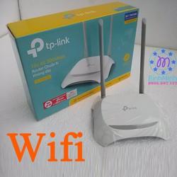 bộ phát sóng Wifi TPLink  TL-WR840N | Bộ phát sóng 2 râu