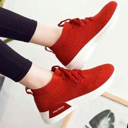 giày bata nữ cổ thun cao cấp