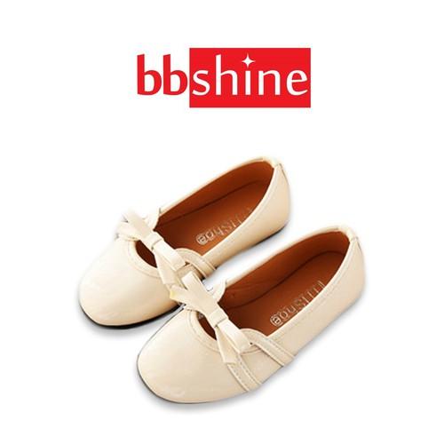 Giày búp bê bé gái 6 – 10 tuổi thiết kế sang trọng bbshine – g19