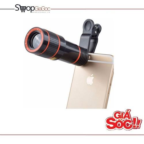 Ống kính zoom 8x cho điện thoại - 5465748 , 9161679 , 15_9161679 , 1150000 , Ong-kinh-zoom-8x-cho-dien-thoai-15_9161679 , sendo.vn , Ống kính zoom 8x cho điện thoại