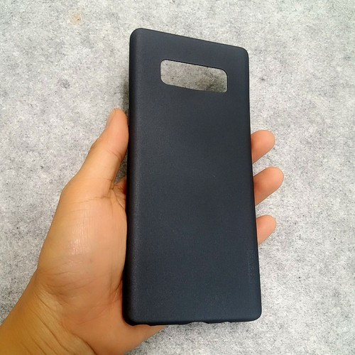 Ốp lưng Samsung Note 8 dẻo đen nhám X-level chính hãng - 5461371 , 9150818 , 15_9150818 , 120000 , Op-lung-Samsung-Note-8-deo-den-nham-X-level-chinh-hang-15_9150818 , sendo.vn , Ốp lưng Samsung Note 8 dẻo đen nhám X-level chính hãng