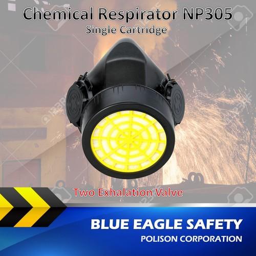 Mặt nạ phòng độc Blue Eagle NP305 - ZL