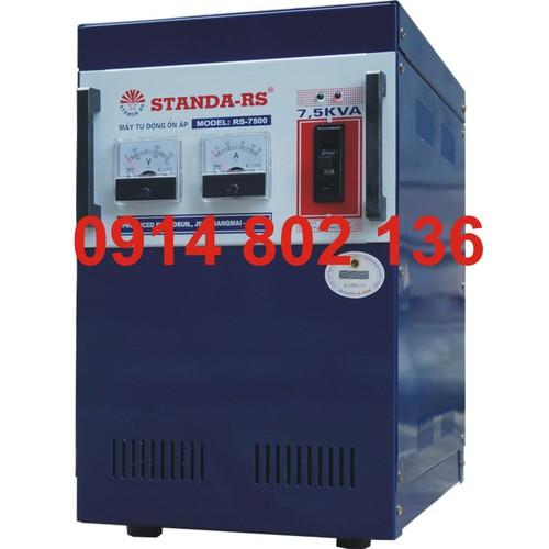 ỔN ÁP STANDA 7,5KVA RS dải từ 90v đến 250v - 5463489 , 9156819 , 15_9156819 , 4400000 , ON-AP-STANDA-75KVA-RS-dai-tu-90v-den-250v-15_9156819 , sendo.vn , ỔN ÁP STANDA 7,5KVA RS dải từ 90v đến 250v