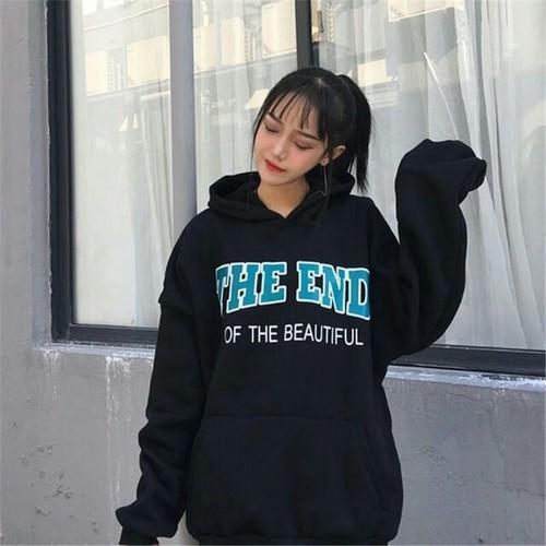 áo hoodie the end