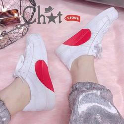 Giày Sneaker Nam Thể Thao Hai Nửa Trái Tim