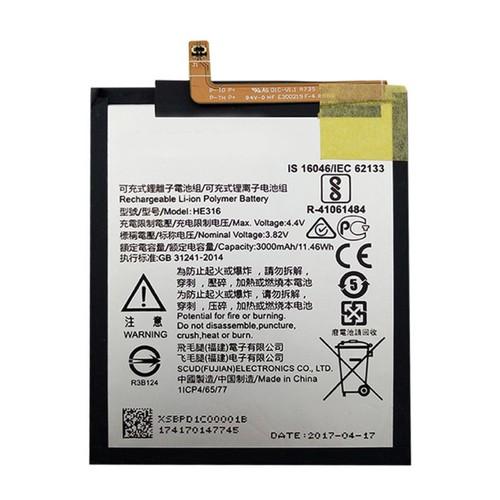 Pin Nokia TA-1003