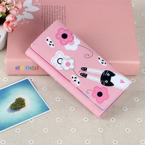 Ví bóp tiền nữ Mèo Xinh đa chức năng tiện dụng Phiên bản Hàn Quốc - 5465339 , 9160788 , 15_9160788 , 153000 , Vi-bop-tien-nu-Meo-Xinh-da-chuc-nang-tien-dung-Phien-ban-Han-Quoc-15_9160788 , sendo.vn , Ví bóp tiền nữ Mèo Xinh đa chức năng tiện dụng Phiên bản Hàn Quốc