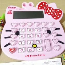 Máy Tính Hello Kitty Cute