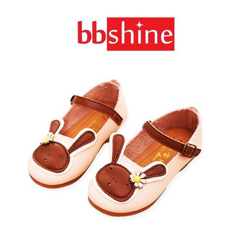 Giày bé gái 1 – 3 tuổi họa tiết thỏ đáng yêu bbshine – g7