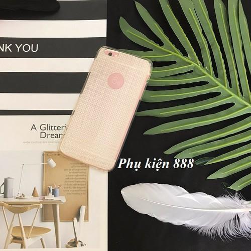 Ốp lưng iphone 6 plus cứng hiệu isen