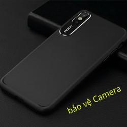 Ốp lưng Iphone X bảo vệ Camera Rock chính hãng