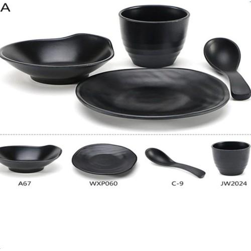 Worldmart bộ chén ăn cổ điển phong cách châu âu chiệu nhiệt bộ 4 món