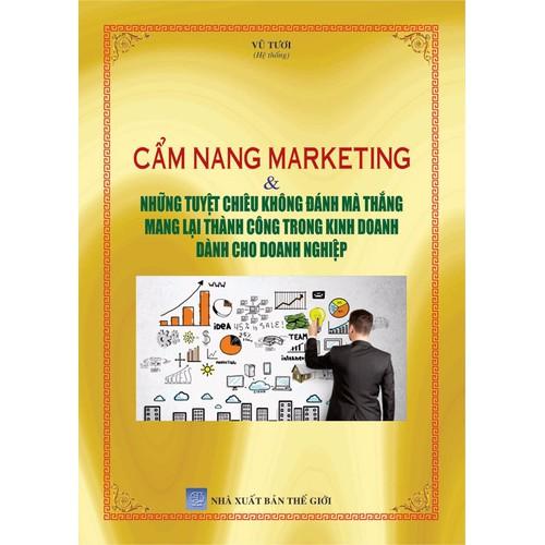 Cẩm nang marketing những tuyệt chiêu