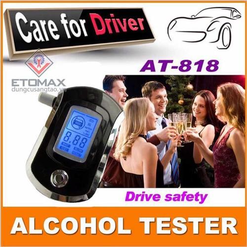 Máy đo nồng độ cồn trong hơi thở Alcohol Tester AT6000