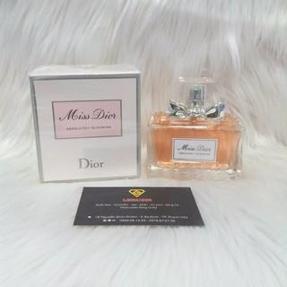 Nước hoa Nữ Miss Dior EDP 100ml - Chính Hãng - Miss Dior 100ml EDP thumbnail