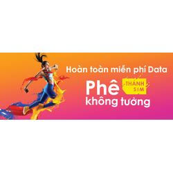 Thánh SIM Vietnamobile số đẹp đầu 11 số