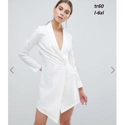 DRESS01 Đầm vest thiết kế cao cấp