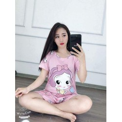 Đồ ngủ mặc nhà Quảng Châu hình siêu dễ thương