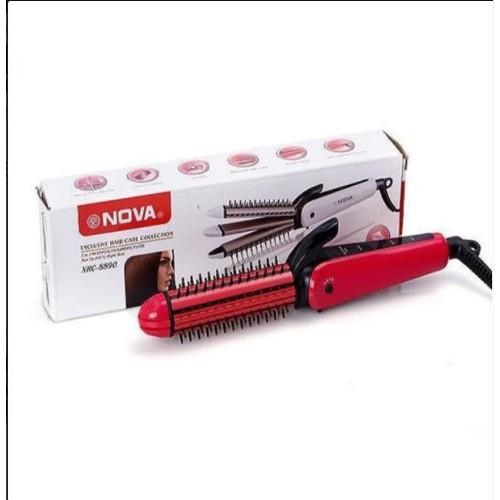 Máy tạo kiểu tóc đa năng 3 trong 1 Nova NHC-8890