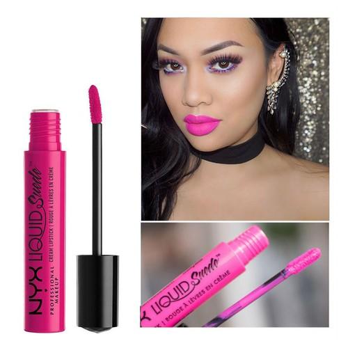 Son lì dạng kem NYX Liquid Suede Cream Lipstick LSCL08 Pink Lust - 5316066 , 8841979 , 15_8841979 , 279000 , Son-li-dang-kem-NYX-Liquid-Suede-Cream-Lipstick-LSCL08-Pink-Lust-15_8841979 , sendo.vn , Son lì dạng kem NYX Liquid Suede Cream Lipstick LSCL08 Pink Lust