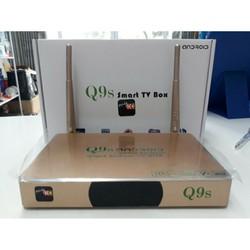 Android TV Box Q9s - Thiết bị biến TV thường thành Smart TV