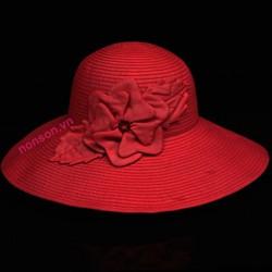 Nón Sơn mũ vành thời trang XH001-36.DO8