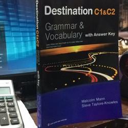 Destination C1-C2 Grammar Vocabulary with Answer Key