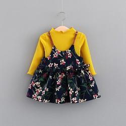 Set áo váy thời trang cho bé từ 8 - 20kg