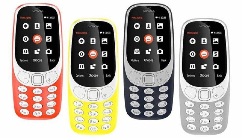Điện thoại 3310 4 Sim 2 thẻ nhớ Full Box 7