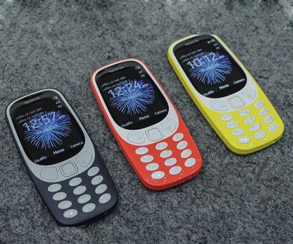 Điện thoại 3310 4 Sim 2 thẻ nhớ Full Box 1